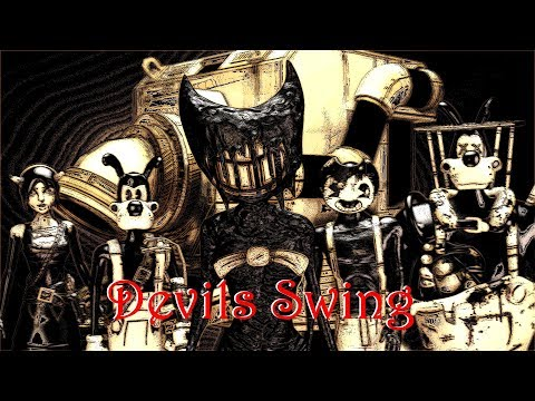 "[SFM/BATIM] ""Devils Swing"" Song by Fandroid. Cover by Caleb Hyles."