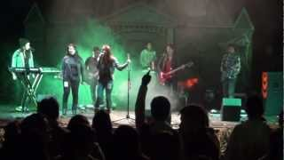 GONE by Kelly Clarkson (Katja cover) | Six Flags Great Adventure Fright Fest