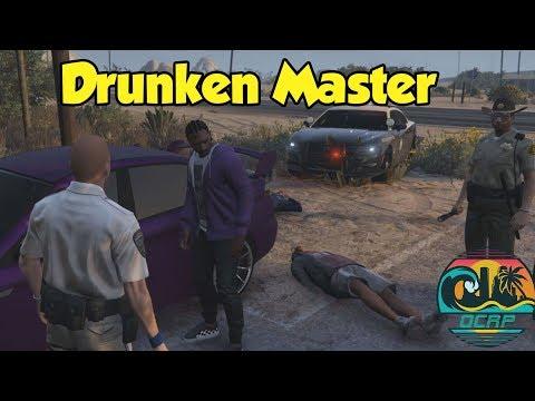 GTA 5 Roleplay | Cop Life: OCRP Ep 2 - The Drunken Master