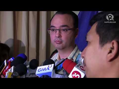 Cayetano refuses to disclose facts about China ships near Sandy Cay