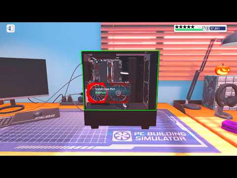 Let's Play PC Building Simulator EP355 |