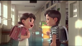 Rukh Zindagi Ne Mod Liya Kaisa Most Heart Touching WhatsApp Status Video | Nobita & Sizuka | 5.8 M