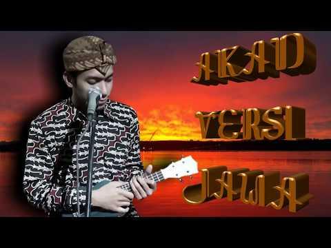 AKAD VERSI JAWA [Lirik] - Payung teduh cover by Alif Rizky Feat Fazayubdina & Azman