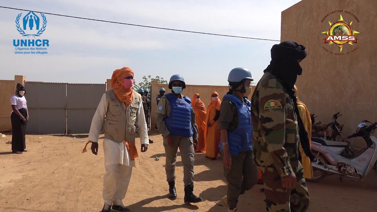 Dans le nord du Mali, des hommes s'engagent dans la lutte contre les violences basées sur le genre