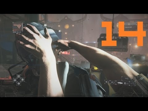 [Part 14] 1080p Killzone Shadow Fall Gameplay Walkthrough/Let's Play/Playthrough (PS4 Gameplay)
