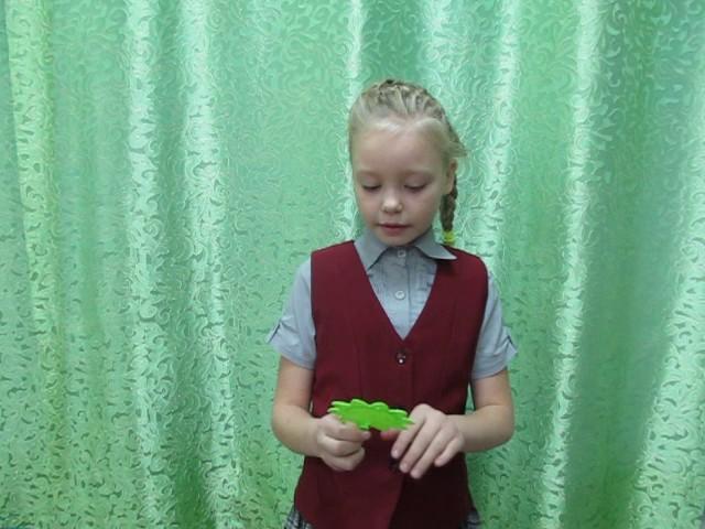 Изображение предпросмотра прочтения – СофьяЛысенко читает произведение «Мартышка и очки» И.А.Крылова