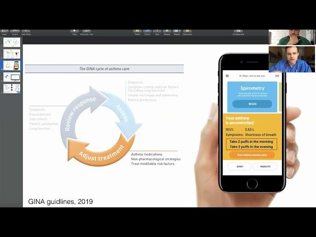 HALO TU TELEMEDYCYNA - mobilny spirometr innowacja w pulmonologii - odcinek 3