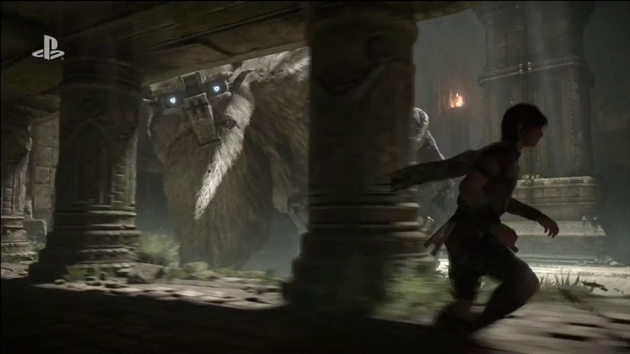 Shadow of the Colossus Remake Is Gorgeous, Kind of Janky (4K Gameplay)