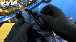 Дождевик с капюшоном Legea - обзор от Moto85.ru