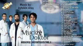 جميع موسيقى مسلسل الطبيب المعجزة mucize doktor dizi müzikleri full album