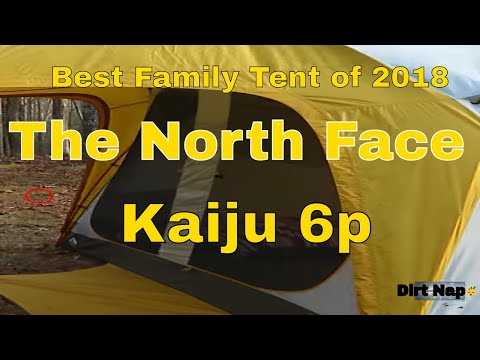 466150d4d The North Face Kaiju 6p Review Best Family Tent 2018 - YouTube