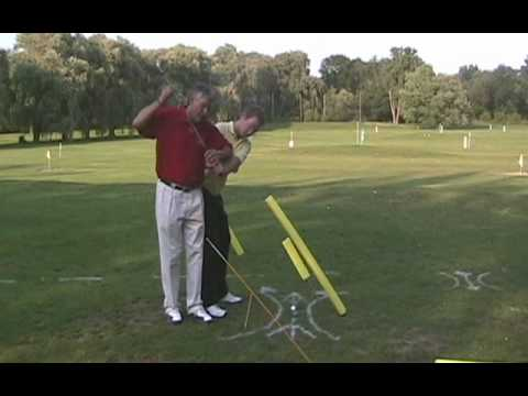 RIck Kent - Two Plane Golf Swing
