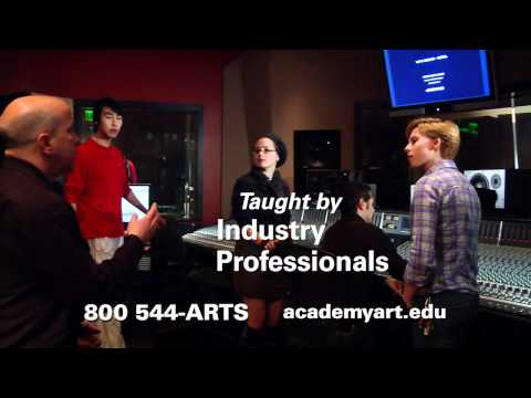 Academy of Art University School of Music Production & Sound Design for Visual Media  60