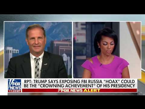 Rep. Stewart discusses declassification with Harris Faulkner