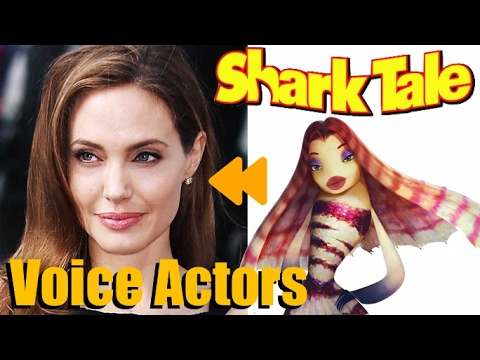 """Shark Tale"" (2004) Voice Actors and Characters"