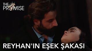 Reyhan'dan Emir'e eşek şakası | Yemin 67. Bölüm (English and Spanish)