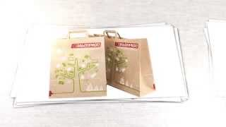Бумажные пакеты с логотипом(, 2014-04-16T09:44:31.000Z)
