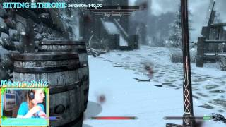 Skyrim: Wizard Sperm
