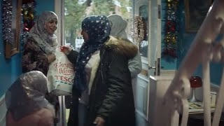 Watch Tesco's 2017 Christmas advert featuring a Muslim family