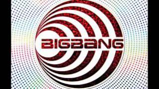 BIGBANG Haru Haru (MP3)