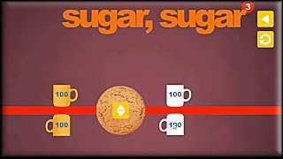Sugar Sugar 3 Game (1-15 lvl)