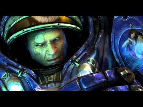 Starcraft II: Wings of Liberty All Cutscenes