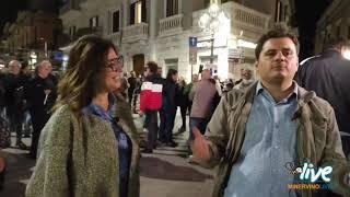 Minervino Murge, rieletta Lalla Mancini, le prime dichiarazioni
