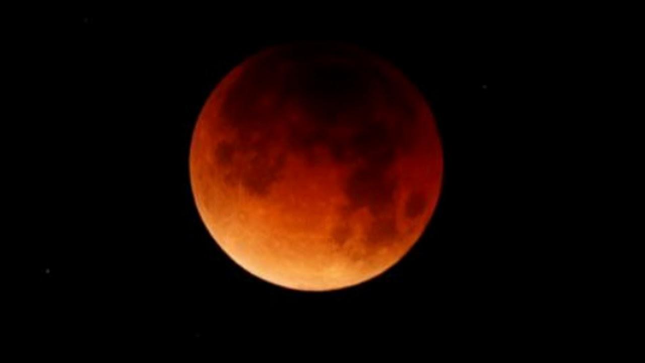 Longest Total Lunar Eclipse of 21st Century Happens This Week