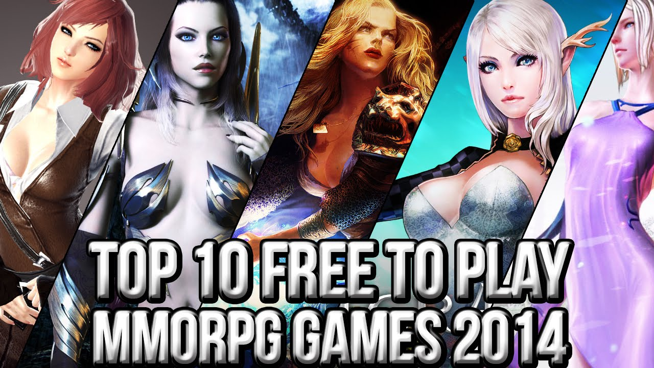 top 10 best free to play mmorpg games 2014