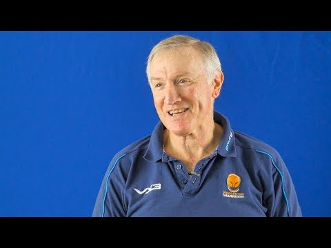 Alan Solomons - Support is invaluable