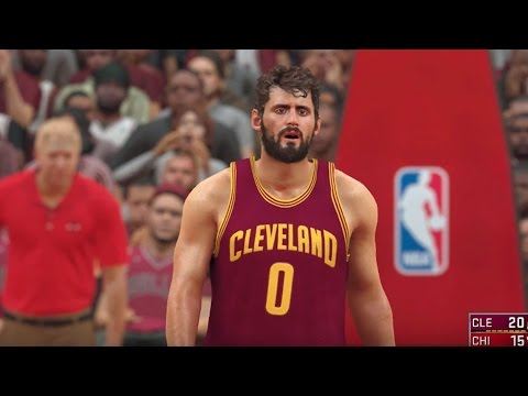 NBA 2K17 - Cleveland Cavaliers vs Chicago Bulls   Gameplay (PC HD) [1080p60FPS]