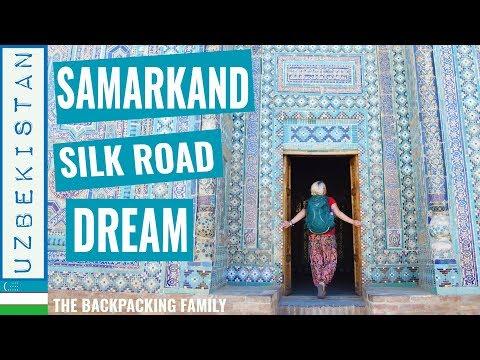 Samarkand City Travel Guide | Uzbekistan | 10 Things we LOVED (+ 1 Dangerous Thing!)