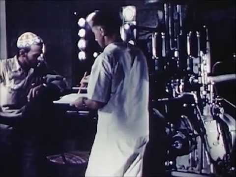 Oil in Saudi Arabia: Desert Venture - circa 1948 - CharlieDeanArchives / Archival Footage