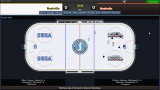 Eastside Hockey Manager Gameplay Video (PC)