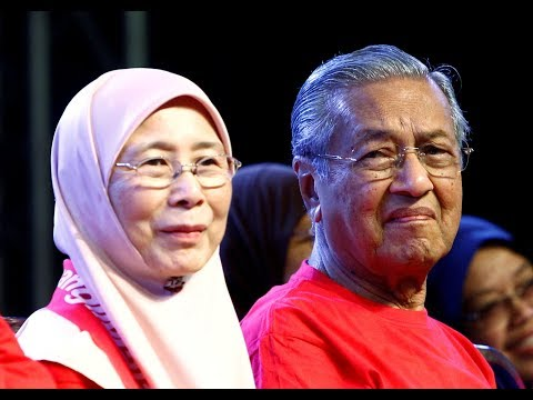 Wan Azizah: Painful decision to work with Tun M
