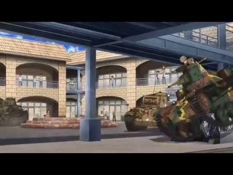 Girls und Panzer in a Nutshell