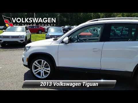 Used 2013 Volkswagen Tiguan SEL, Monroeville, NJ 193849A