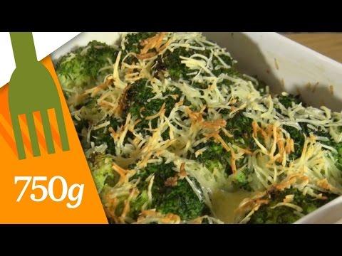 recette-de-gratin-de-brocolis---750g