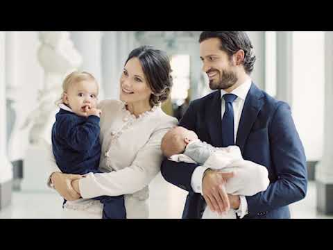 Prince Carl Philip and Princess Sofia's thank you message: new photos of Prince Gabriel