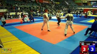 1006-Markovic, Marko (SRB) vs Vafeiadis, Athanasios  (GRE) 12-8 PTF