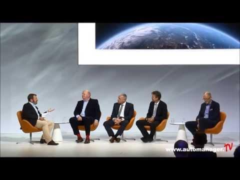 Messe talk IAA2015 Jan van den Oetelaar, CEO TASS International (in German)