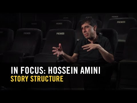 IN FOCUS: Drive Writer HOSSEIN AMINI On Story Structure