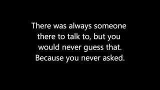 No one cares. [Suicide Awareness]