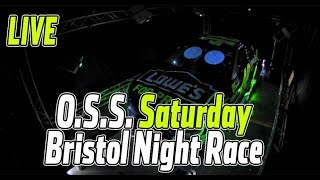 LIVE: (Saturday) NASCAR OSS Inspection from Bristol