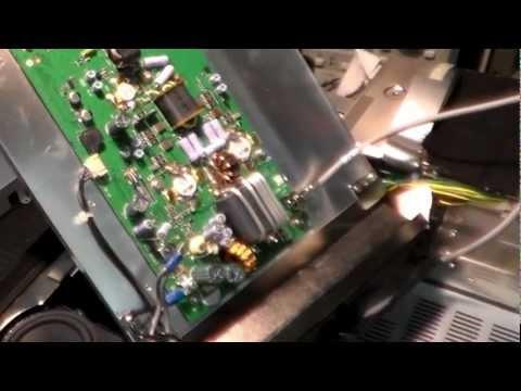 ICOM - Repair  IC-7700 PA part 1