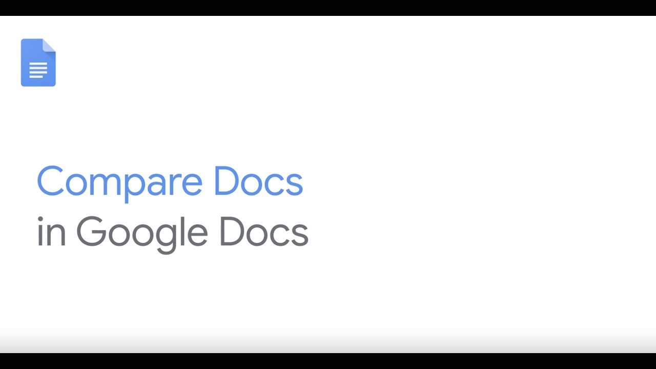 How To: Compare Documents in Google Docs - G Suite Promo Codes