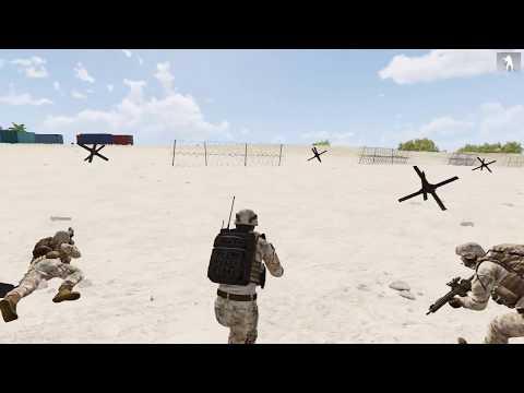 Arma 3: FORECON & HMLA-469 conduct FTX 07-17