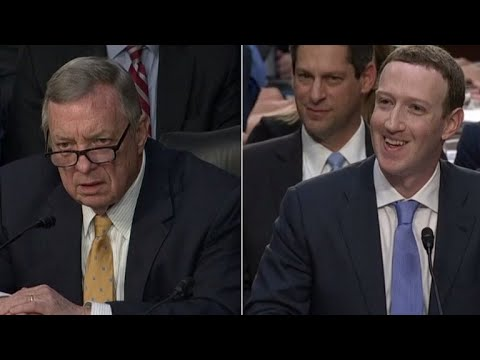 Sen. Durbin asks for name of Zuckerberg's hotel in privacy question