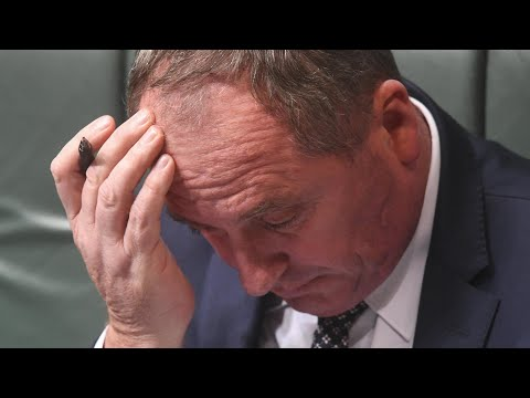 Barnaby Joyce apologises to family, partner and voters