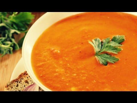 Суп из красной чечевицы.Супер простой и вкусный суп.
